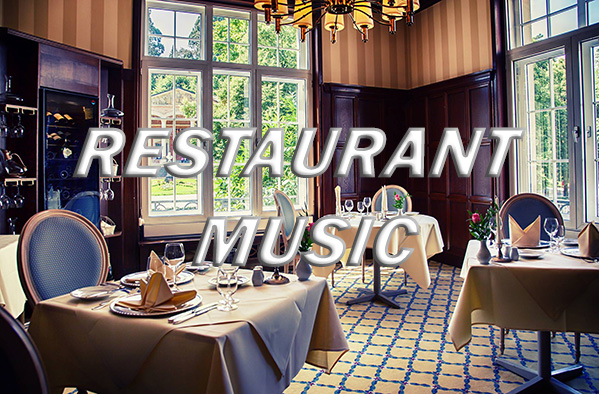 Background Music for Restaurant Album Cover