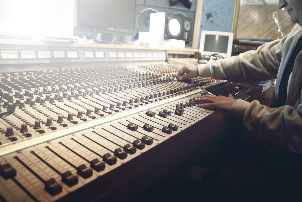 Sound Engineer Picture